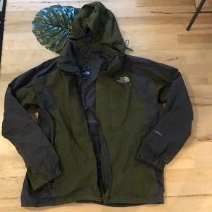 UC XL The North Face Winter Coat